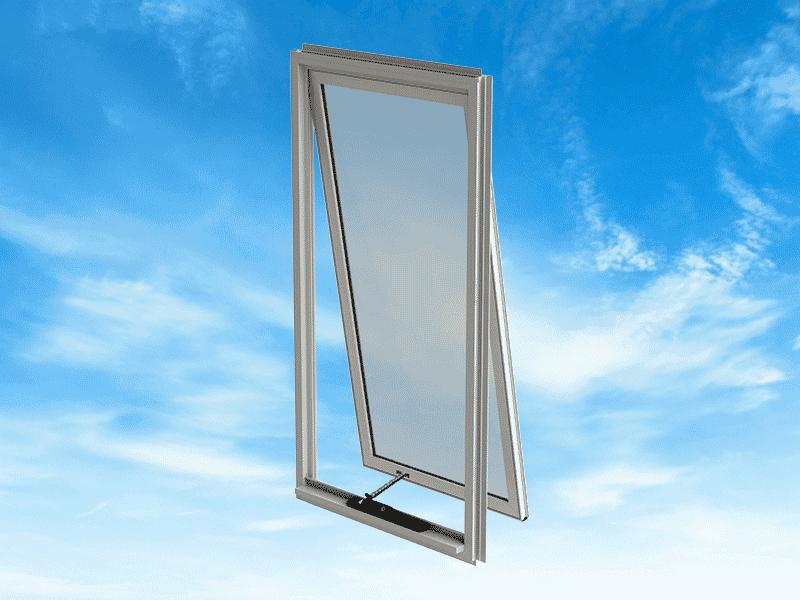 KlassicView 76mm Awning Window Sections - Darley Aluminium ...